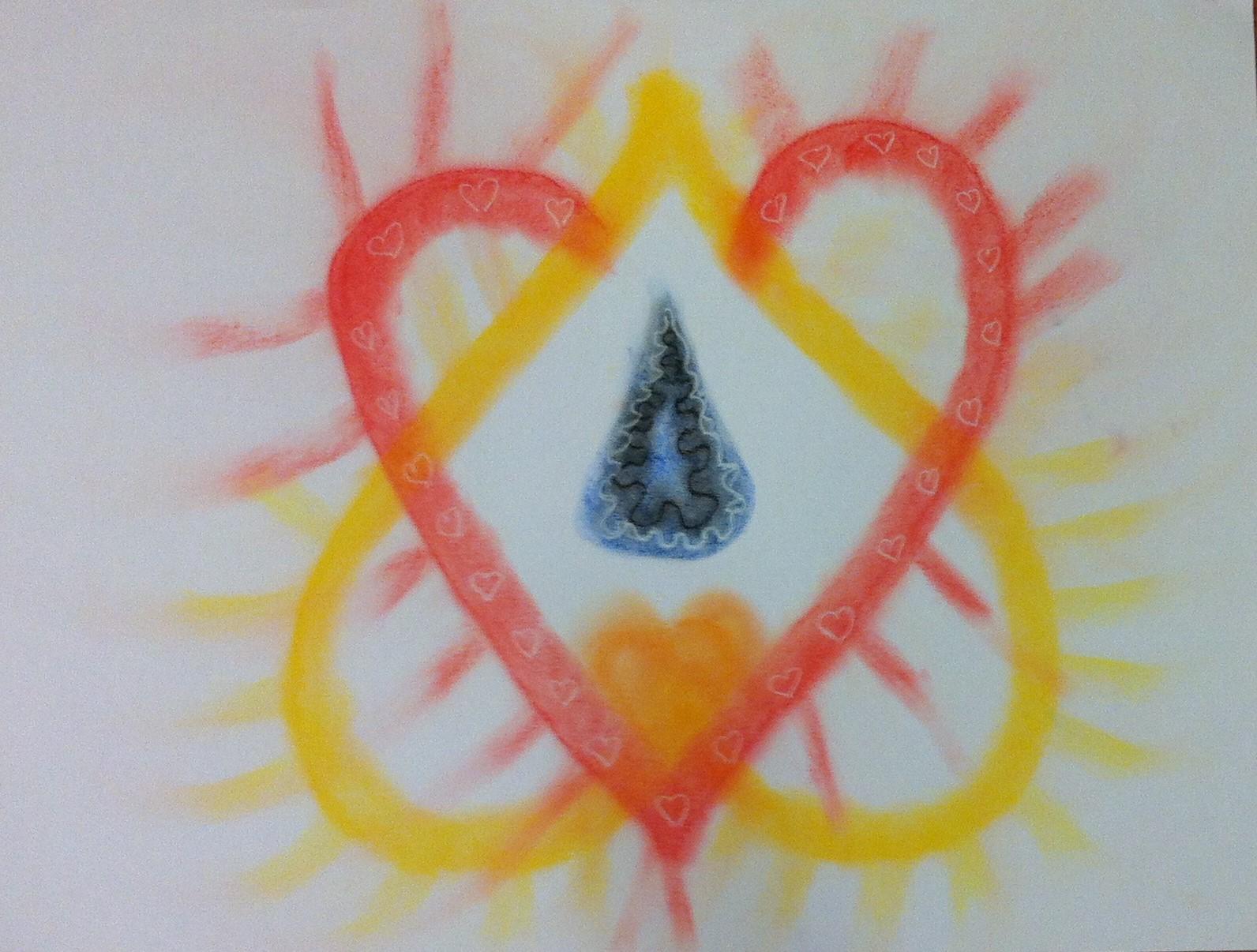 Hartweerspiegeling 1